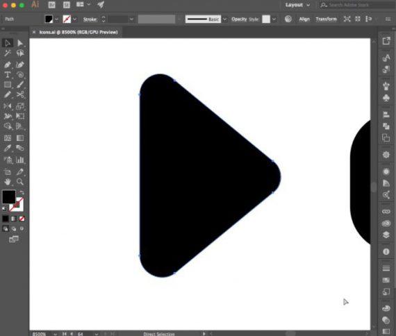 adobe illustrator 5041 1 570x484 Adobe Illustrator CC 2019 23.0.1 For Mac 特别版下载 Illustrator CC 2019 Illustrator Adobe Illustrator CC 2019