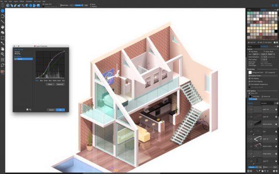 626x0w 570x356 Hexels 3.1.4   Mac优秀的创意像素绘图工具 绘图 创意 像素 Hexels