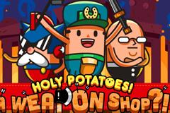 [NS]《神圣土豆的武器店》英文版 - 模拟经营游戏
