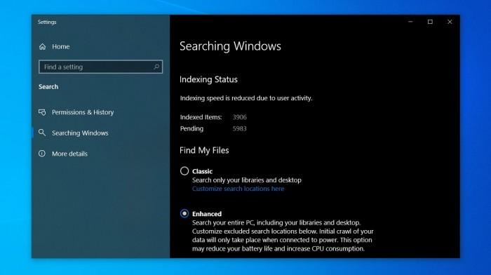 Windows 10 May 2019将增强用户搜索体验 热点资讯 第3张