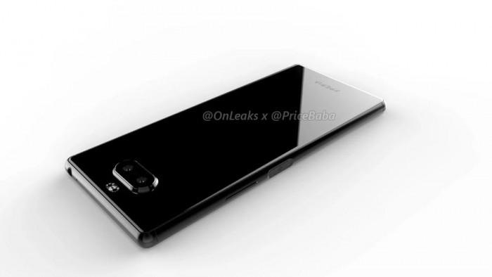 索尼Xperia 20渲染图抢先看:电源键整合指纹解锁 热点资讯 第16张