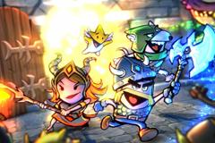 [NS]《地下城之星》中文版 – Q版地牢风格RPG游戏