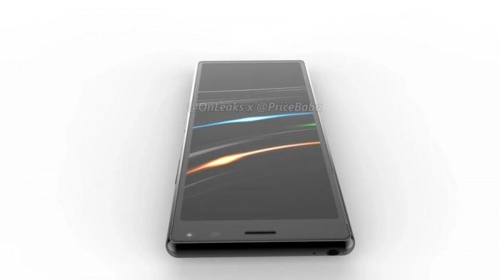 索尼Xperia 20渲染图抢先看:电源键整合指纹解锁 热点资讯 第8张