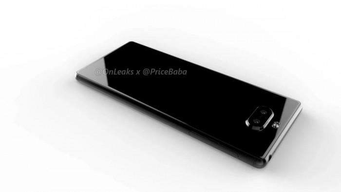 索尼Xperia 20渲染图抢先看:电源键整合指纹解锁 热点资讯 第14张