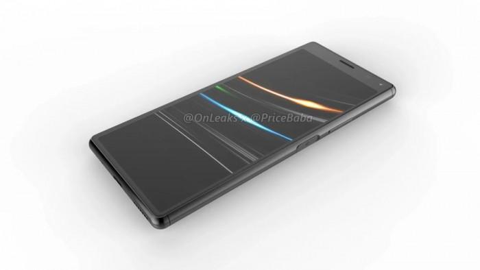 索尼Xperia 20渲染图抢先看:电源键整合指纹解锁 热点资讯 第7张