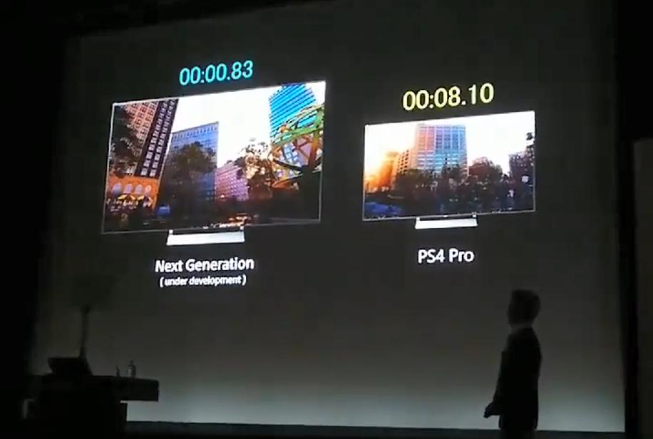 索尼官方:PS5 与 PS4 Pro 对比视频 热点资讯 第3张