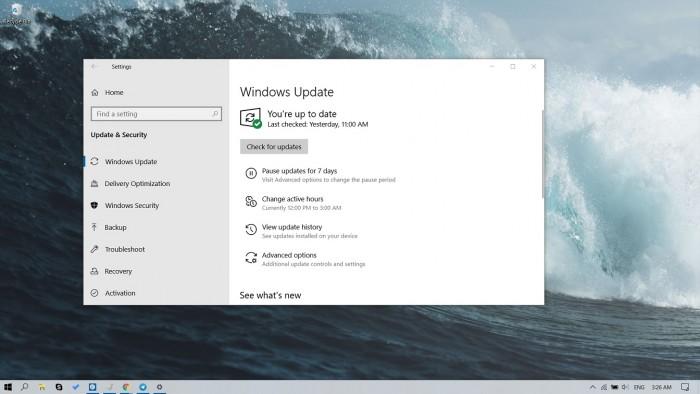 Windows 10 May 2019仍有12个已知问题尚未修复 热点资讯 第1张
