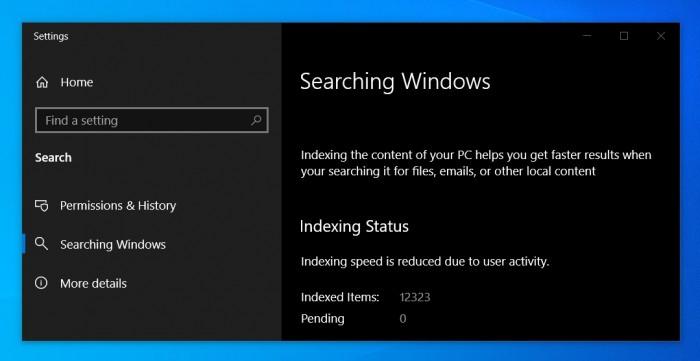 Windows 10 May 2019将增强用户搜索体验 热点资讯 第4张