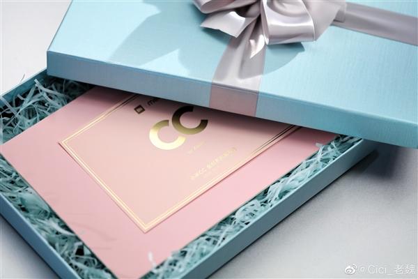 小米CC9全新包装盒公布:多彩设计 风格清新 热点资讯 第4张