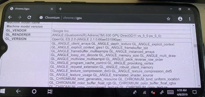 开发人员让一加OnePlus 6T成功运行Windows 10 热点资讯 第3张