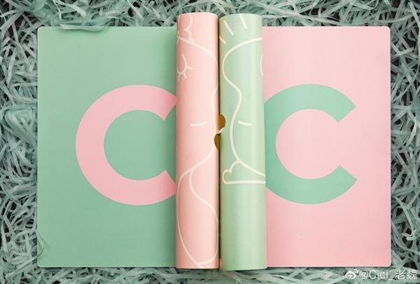 小米CC9全新包装盒公布:多彩设计 风格清新 热点资讯 第6张