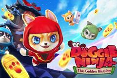 [NS]《狗狗忍者:黄金任务》中文版 – 风格可爱的动作游戏