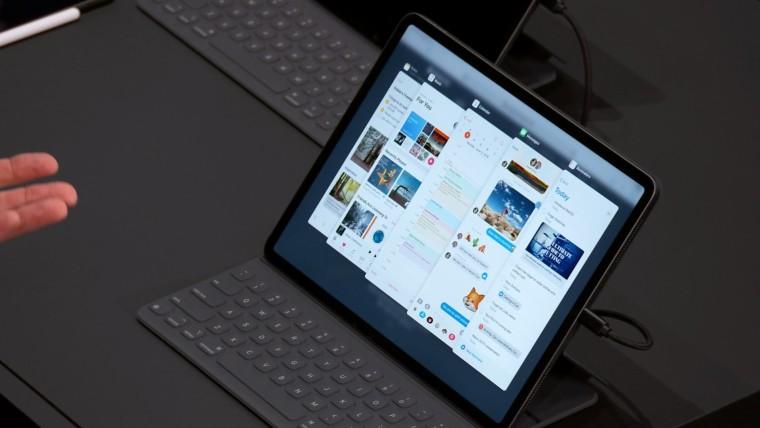 苹果为iPad推出了全新操作系统:iPadOS 热点资讯 第5张