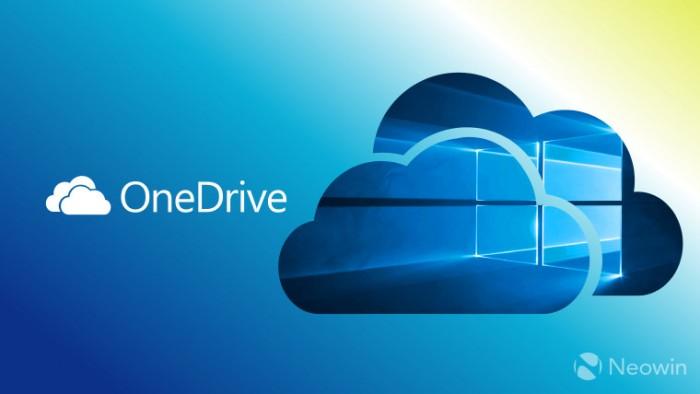 OneDrive月付费1.99美元的用户增加至100GB 热点资讯 第1张