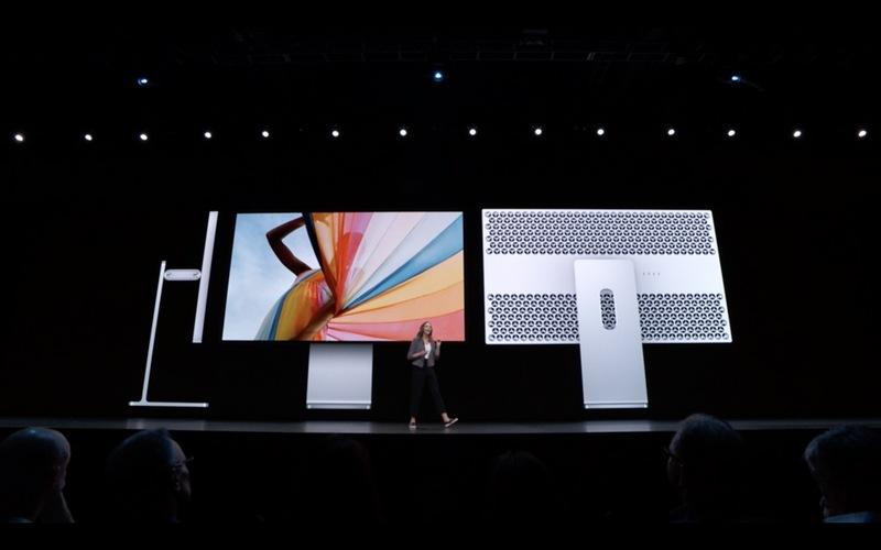 苹果发布重新设计的Mac Pro:售价5999美元 热点资讯 第1张