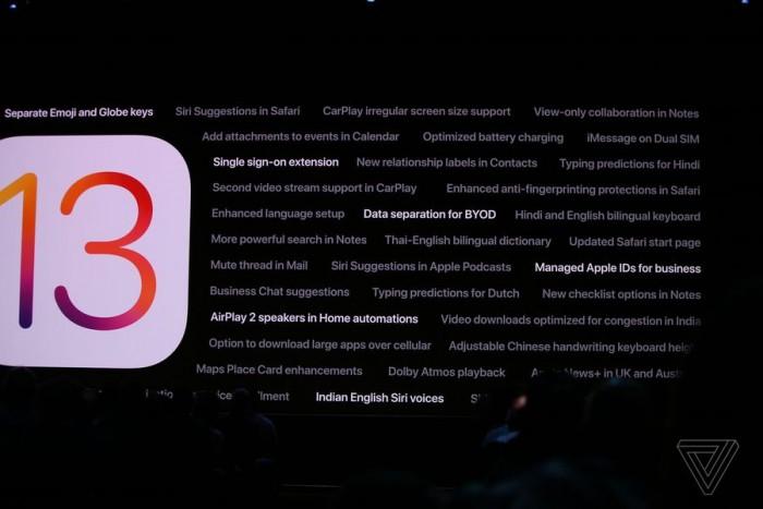 那些在开幕演讲中尚未提及的iOS 13新特性 热点资讯 第3张
