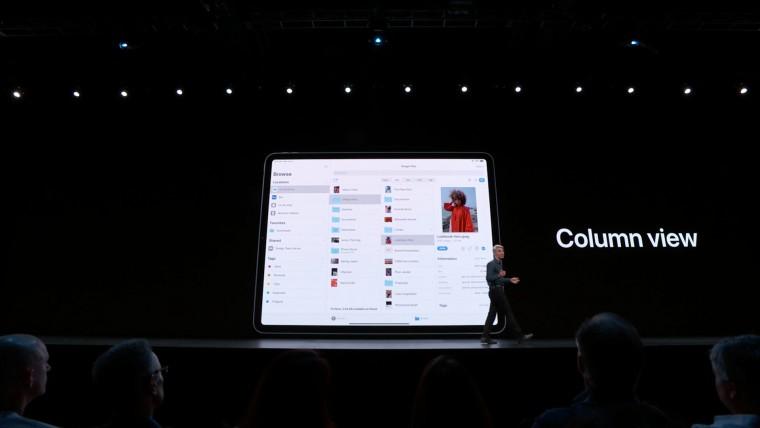 苹果为iPad推出了全新操作系统:iPadOS 热点资讯 第3张