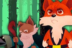 [NS]《狐风》中文版 - 像素风格动作冒险游戏
