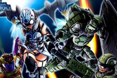 《地球防卫军5》绿色国语中文版 - 3D动作射击游戏