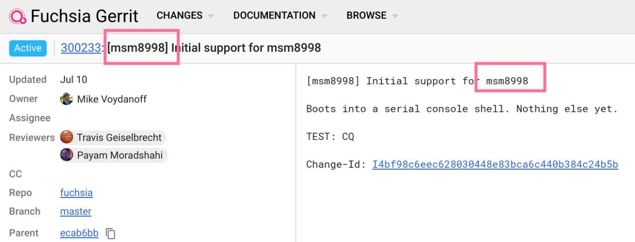 谷歌 Fuchsia OS 系统新增对骁龙835支持 热点资讯 第1张
