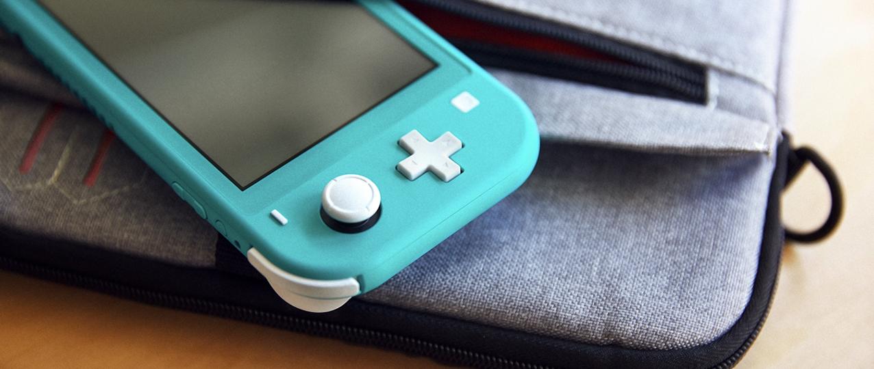 任天堂:Switch Lite是今年发售的唯一新Switch机型 热点资讯 第5张