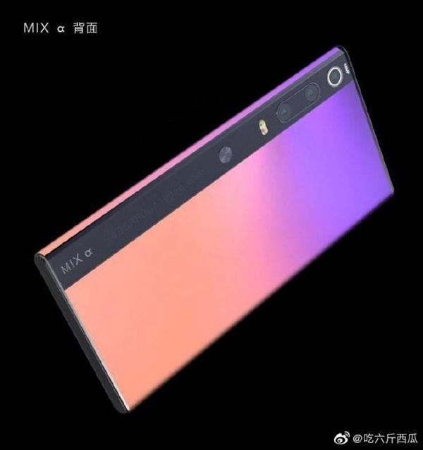 小米MIX Alpha概念渲染图曝光:环绕式正反双屏? 热点资讯 第3张