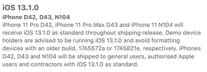 苹果新旗舰名称泄露 iPhone 11 Pro Max 热点资讯 第3张